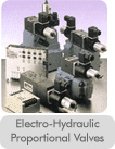 Electro-Hydraulic Proportional Valves